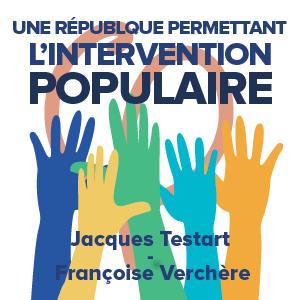 Une République permettant l'intervention populaire