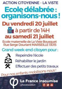 École La Viste Bousquet