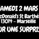 Surprise ! 🗓 🗺